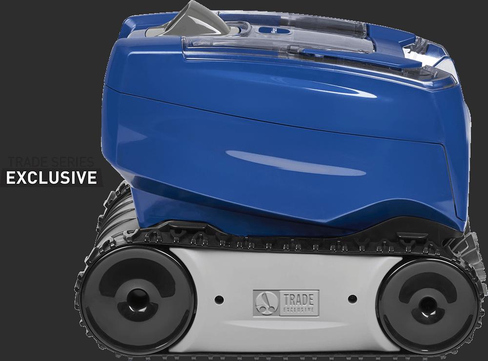 Robotic pool cleaner 7240