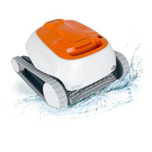 Echo robotic pool cleaner