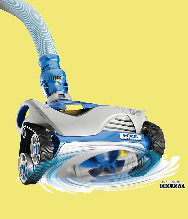 mx6 robotic swimming pool cleaner