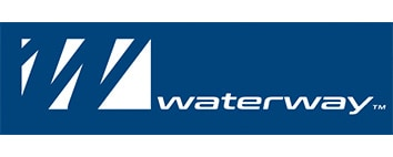 Waterway pool equipment logo
