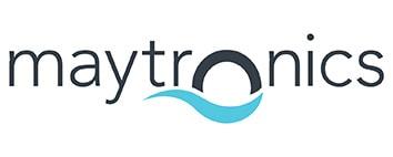 Maytronics pool equipment logo