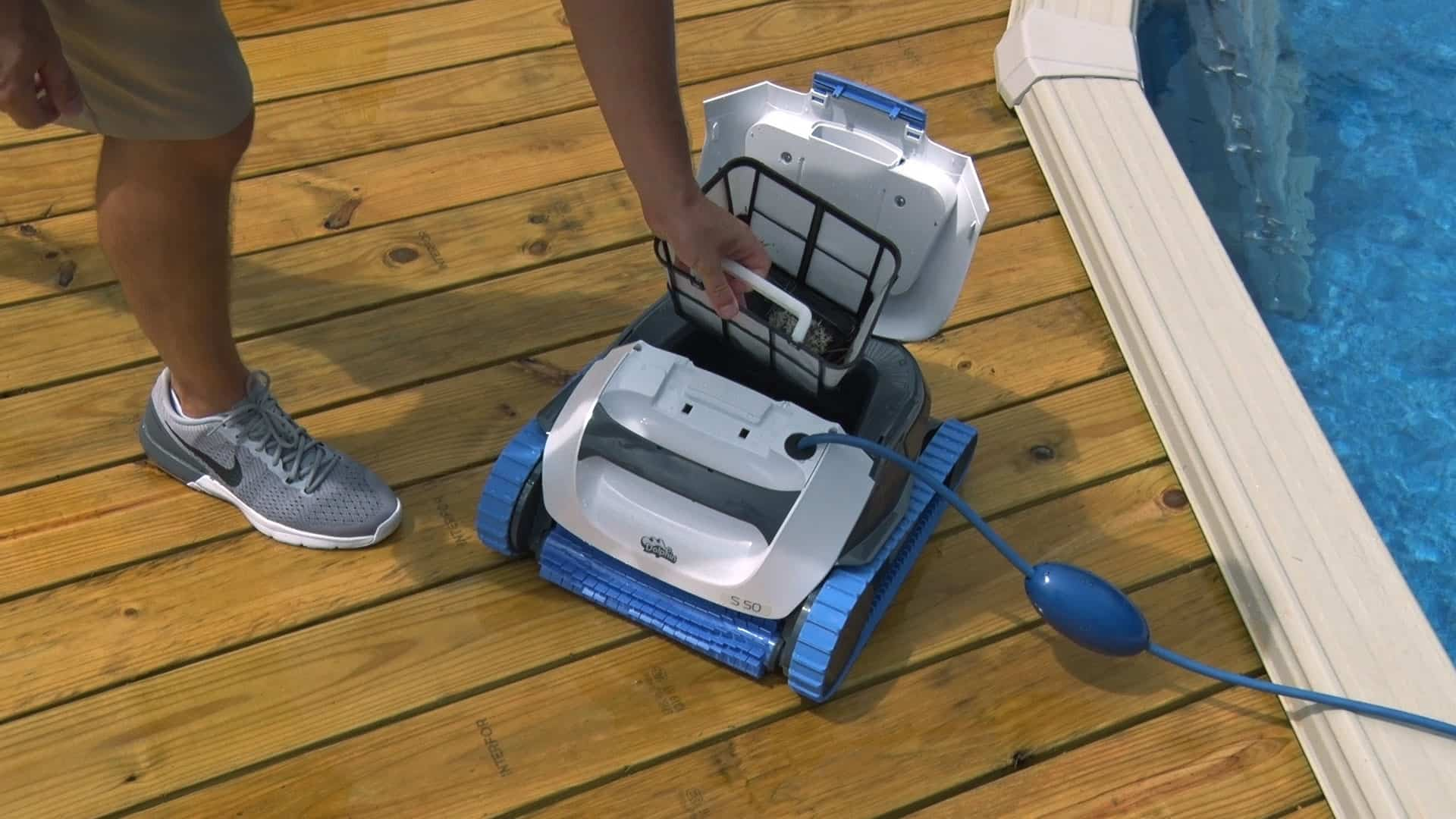 Dolphin S50 Robotic Pool Cleaner Filter