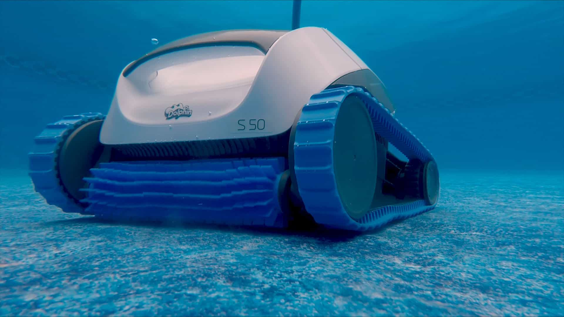 Dolphin S50 Robotic Pool Cleaner Brushes