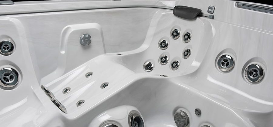 Jacuzzi Hot Tub Seating